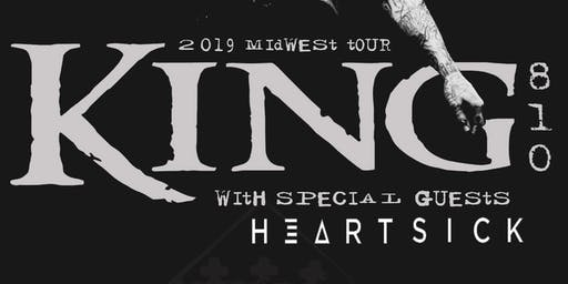 King810 at Whiskeys Roadhouse |Rockford,IL