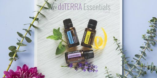 Sorrento Solutions with DoTerra Essential Oils