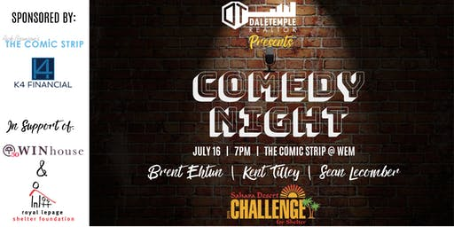 Laughs For Shelter Comedy Show