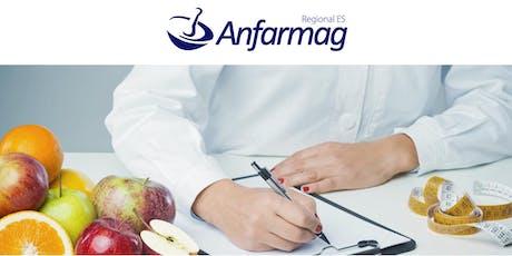 Prescrição clínica para nutricionistas - ES ingressos
