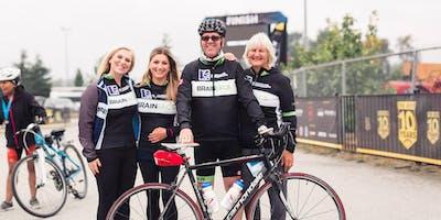 Brainiacs Ride to Conquer Cancer Fundraiser