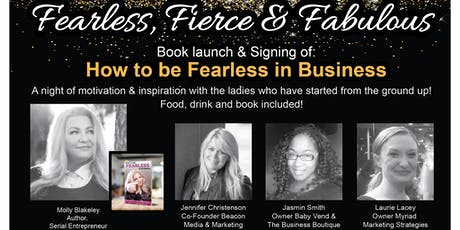 Fearless, Fierce & Fabulous tickets