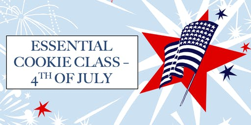 Essential Decorating Class - 4th of July