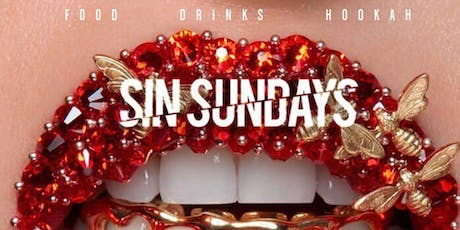SIN Sundays (Atlanta) Hookah & Bottle Service  tickets