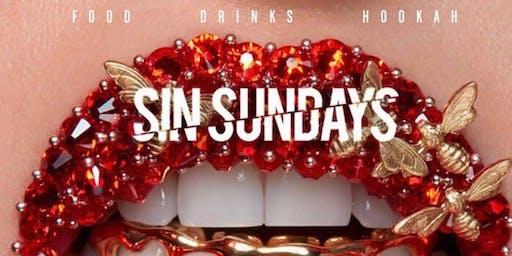 SIN Sundays (Atlanta) Hookah & Bottle Service