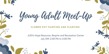 Young Adult Meet-Up JUSTin Hope  tickets