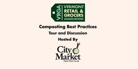 Composting Best Practices with City Market tickets