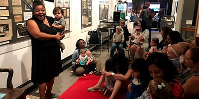 Penny's Storytime at the Hoboken Historical Muse