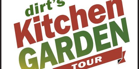 Kitchen Garden Tour 2019 tickets