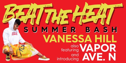 Beat The Heat Summer Bash