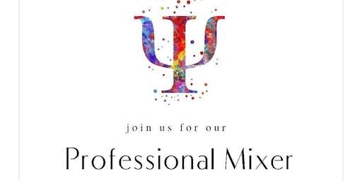 UCI Professional Mixer