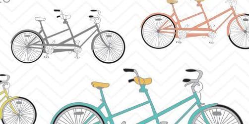 Twelve Extraordinary Meetings # 9 - Bicycle Built for Two!