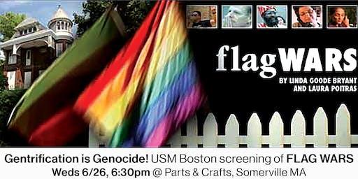 """Screening of """"Flag Wars"""""""