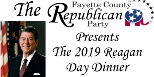 Fayette County Reagan Day Dinner 2019