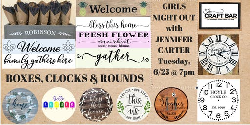 Girls' Night Out with Jennifer Carter *PRIVATE EVENT- INVITE ONLY*