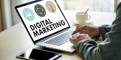 QLD - Digital marketing plans (North Rockhampton) - Presented by Liam Fahey