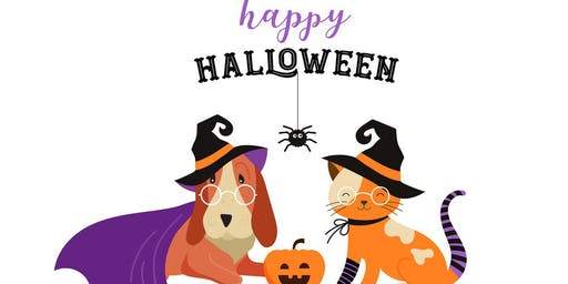 Second Annual Pawloween Costume Fundraiser