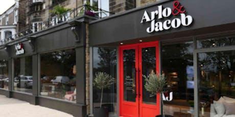 Harrogate Live @Arlo and Jacob tickets
