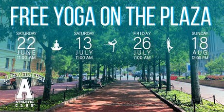 Yoga on the Plaza tickets