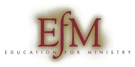 EfM Mentor Training tickets