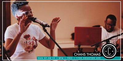 Cafeza Presents - Chans Thomas