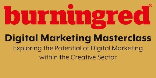 Digital Marketing Masterclass (with Burningred)