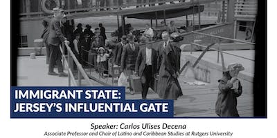 Immigrant State: Jersey's Influential Gate