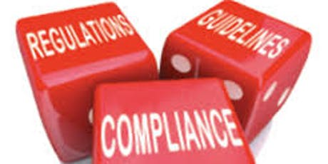 Grants Financial Administration - Compliance monthly trainings tickets