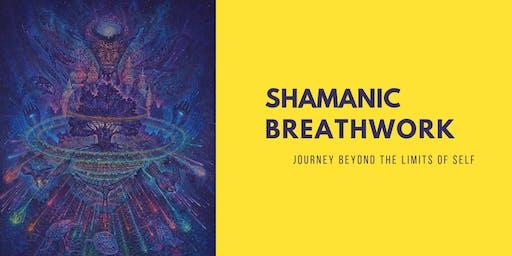 SHAMANIC BREATHWORK BERLIN // Breathe Yourself Free