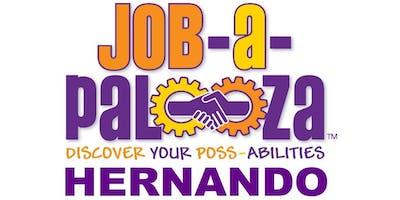 Job-A-Palooza - Hernando