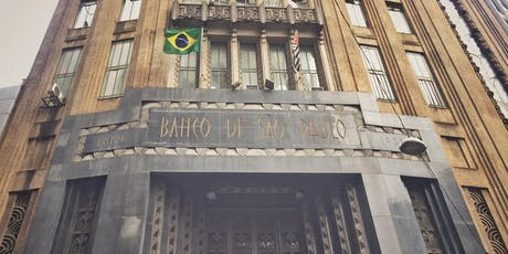 Visita do edificio art déco Banco de São Paulo ingressos