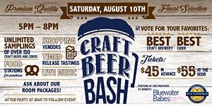 PGA National Resort & Spa Craft Beer Bash