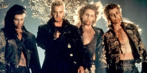 The Lost Boys: Movie, Quiz And Tunes