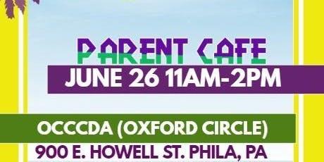 Parent Cafe: Surviving Summer tickets