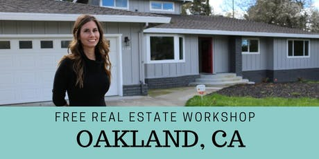 Attend a FREE Real Estate Workshop  tickets