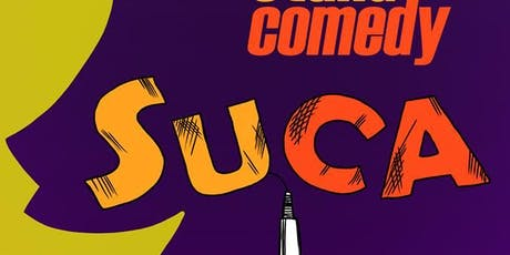 SUCA - Stand Up Comedy Abend Tickets