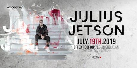 Julius Jetson (Albuquerque, NM) tickets
