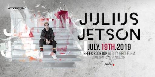 Julius Jetson (Albuquerque, NM)