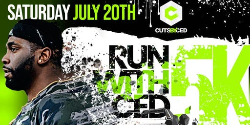 RUN WITH CED 5K RUN/WALK
