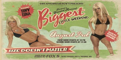 Biggest Little Weekend at Fox's!