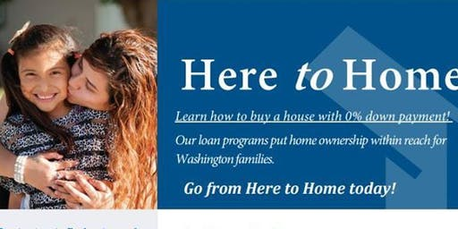 Free Down Payment Assistance Class for home buyers