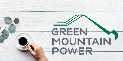 Coffee and Green Mountain Power
