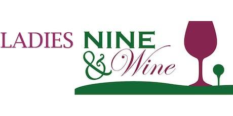 Ladies Nine & Wine tickets