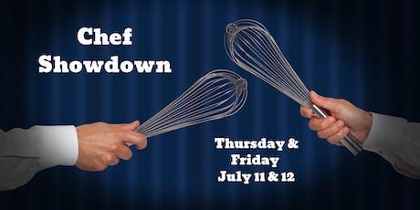 Chef Showdown | Culinary Dinner Theater tickets