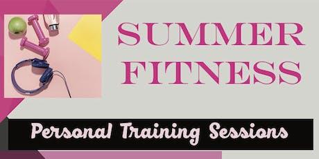 Summer Fitness Class tickets