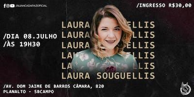 Laura Souguellis na Aliança da Paz