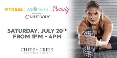 Fitness | Wellness | Beauty presented by MINDBODY tickets