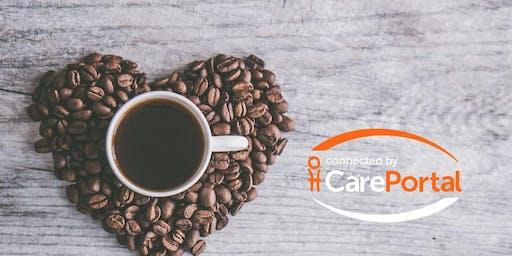CarePortal and Coffee