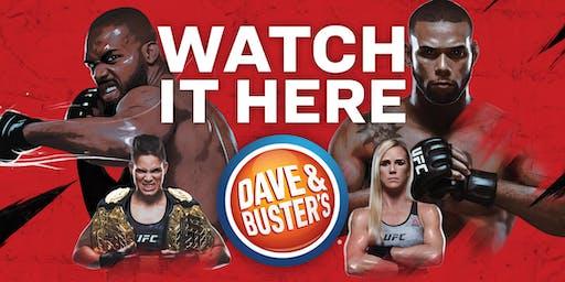 D&B Denver, CO -UFC Jones vs Santos 2019