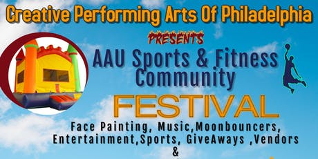 2019 AAU Fitness & Sports Community Festival  tickets